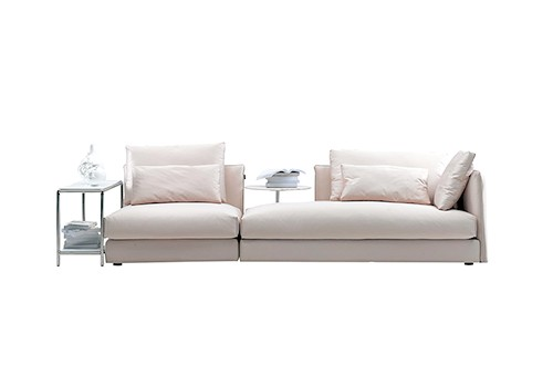 Sofá seccional - colección interiores - ELSA07