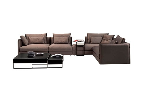 Sofá seccional - colección interiores - ELSA01