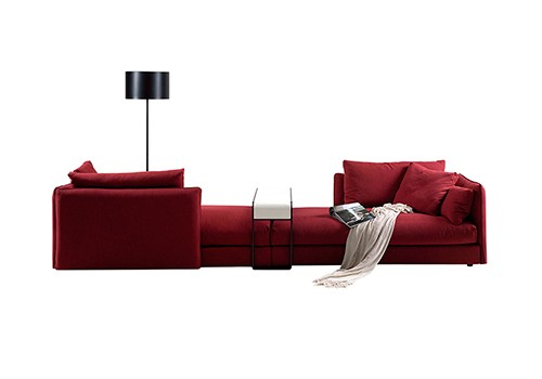 Sofá seccional - colección interiores - ELSA09