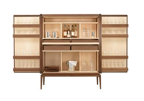 Piezas icónicas - colección interiores - Mueble Bar | MD-05DET