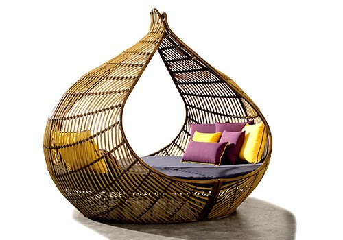 Iconic pieces - outdoor collection - Camastro para jardín | CF104-3631