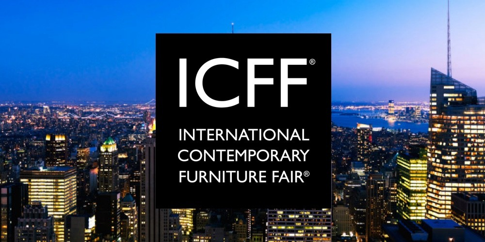 Participation In The International Contemporary Furniture Fair (ICFF) In New  York City